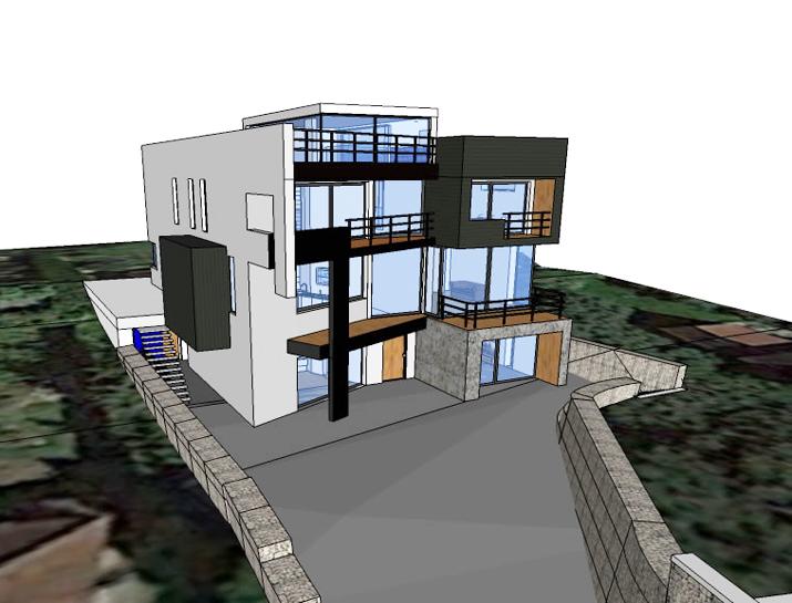 Hove 'Passivhaus'