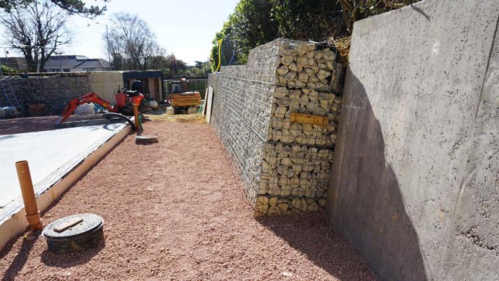 Hove 'Passivhaus' concrete