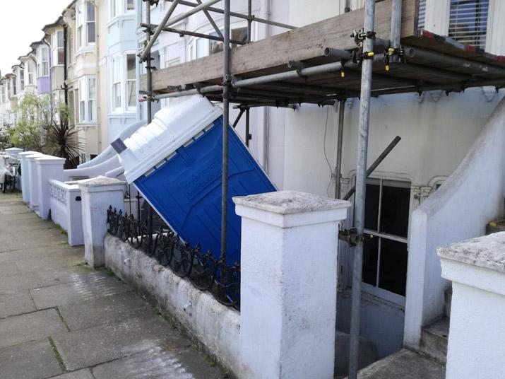 Loft + case study – Portaloo