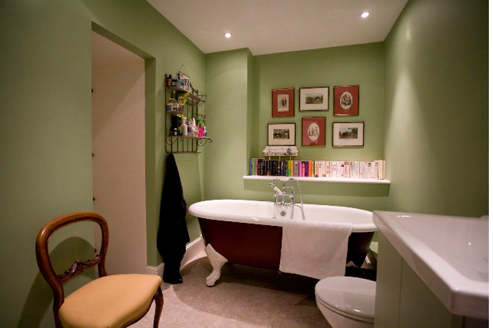 Listed flat renovation